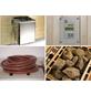 WEKA Bio-Kombiofen-Set »BioS« inkl. externer Steuerung, 9 kW-Thumbnail