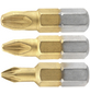 CONNEX Bit, PZ1, PZ2, PZ3, Gold-Thumbnail