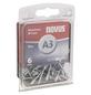 NOVUS Blindniete, A3, Aluminium, Ø 3 x 6 mm, 70 St.-Thumbnail