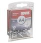 NOVUS Blindniete, A4, Aluminium, Ø 4 x 10 mm, 70 St.-Thumbnail