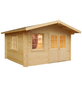 MR. GARDENER Blockbohlenhaus »Alaska«, BxT: 514cm x 540cm-Thumbnail