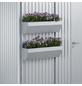 BIOHORT Blumenkasten »FloraBoard«, Stahlblech-Thumbnail