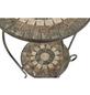 SIENA GARDEN Blumenständer »Felina«, BxHxT: 40 x 59 x 40 cm, Stahl/Keramik-Thumbnail