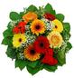 Blumenstrauß »Gerbera«, Ø 32–35 cm-Thumbnail