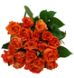 Blumenstrauß »Rose«, Ø 36–40 cm-Thumbnail