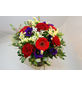 Blumenstrauß »Rosen, Germini«, Ø 31–35 cm-Thumbnail