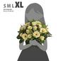 Blumenstrauß »Rosen, Germini«, Ø 38–42 cm-Thumbnail