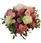 Blumenstrauß »Rosen«, Ø 28–32 cm-Thumbnail
