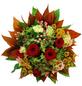 Blumenstrauß »Saisonale Blumen«, Ø 31–35 cm-Thumbnail