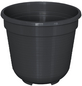 GELI Blumentopf, Breite: 12 cm, anthrazit, Kunststoff-Thumbnail