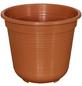 GELI Blumentopf, Breite: 14 cm, terracotta, Kunststoff-Thumbnail