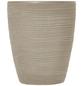 Vasar Blumentopf »Shabby«, Breite: 30 cm, beige, Kunststoff-Thumbnail
