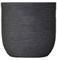 Vasar Blumentopf »Shabby«, Breite: 45 cm, granit-grau dunkel, Kunststoff-Thumbnail