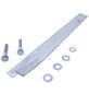 WEKA Bodenanker-Set, Metall, geeignet für: Tabaluga Klettergerüst mit und ohne Tornetz-Thumbnail