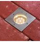 PAULMANN Bodeneinbauleuchte »Plug & Shine«, 3,6 W, dimmbar, IP65, warmweiß-Thumbnail
