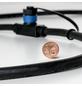 PAULMANN Bodeneinbauleuchte »Plug & Shine«, 8 W, dimmbar, IP67, warmweiß-Thumbnail