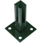 FLORAWORLD Bodenplatte, BxHxT: 10 x 15 x 10 cm, grün, für Bodenbefestigung-Thumbnail