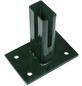 FLORAWORLD Bodenplatte, BxHxT: 15 x 15 x 10 cm, grün, für Bodenbefestigung-Thumbnail