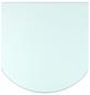 TIS Bodenplatte zum Funkenschutz, Sicherheitsglas, BxL: 85 x 110 cm-Thumbnail