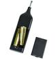 CONNEX Bodenreparaturset, inkl. Wachsschmelzer, Reinigungsspachtel, Schleifschwamm, geeignet für Laminat-Thumbnail