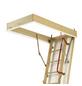 DOLLE Bodentreppe »DOLLE Isotrend«, max. Raumhöhe 285 cm, Fichtenholz, U-Wert 0,9 W/(m²K)-Thumbnail