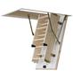 DOLLE Bodentreppe »DOLLE kompakt«, max. Raumhöhe 285 cm, Fichtenholz, U-Wert 1,3 W/(m²K)-Thumbnail