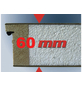 MINKA Bodentreppe »Polar 60«, max. Raumhöhe 280 cm, Fichtenholz, U-Wert 0,64 W/(m²K)-Thumbnail