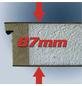 MINKA Bodentreppe »Polar extrem«, max. Raumhöhe 280 cm, Fichtenholz, U-Wert 0,59 W/(m²K)-Thumbnail