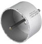 WOLFCRAFT Bohrkranz, Ø: 103 mm, Hartmetall-Thumbnail