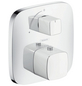HANSGROHE Brause-Thermostat, Breite: 155 mm, Messing-Thumbnail