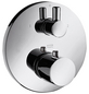 HANSGROHE Brause-Thermostat, Breite: 170 mm, Messing-Thumbnail