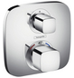 HANSGROHE Brause-Thermostat »Ecostat E«, Breite: 155 mm, Messing-Thumbnail
