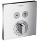HANSGROHE Brausearmatur »ShowerSelect«, Kunststoff | Metall-Thumbnail