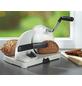 WENKO Brotschneidemaschine, mit Handkurbel, Edelstahl/rostfreier Edelstahl, silberfarben-Thumbnail