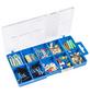 CONNEX Büroartikel-Sortimentskasten, für Arbeiten in Haushalt und Büro, Metall-Thumbnail