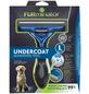 FURMINATOR Bürste »deShedding TOOL«, L Langhaar, für große Hunde von 23 bis 41 kg, blau-Thumbnail