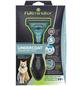 FURMINATOR Bürste »deShedding TOOL«, S Langhaar, für kleine Katzen bis zu 4,5 kg, türkis-Thumbnail