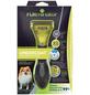 FURMINATOR Bürste »deShedding TOOL« XS Langhaar, für sehr kleine Hunde bis zu 4,5 kg-Thumbnail
