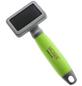 MOSER Bürste, für Kleine Hunde und Katzen, grün/grau-Thumbnail