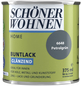 SCHÖNER WOHNEN Buntlack »Home«, petrolfarben , glänzend-Thumbnail