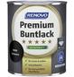 RENOVO Buntlack »Premium«, schwarz, seidenmatt-Thumbnail