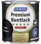 RENOVO Buntlack, schwarz, glänzend-Thumbnail