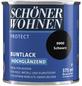 SCHÖNER WOHNEN Buntlack, schwarz , hochglänzend-Thumbnail