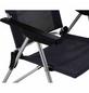 GARDAMO Camping-Stuhl, BxHxL: 55 x 55 x 72 cm, Aluminium-Thumbnail