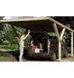 WEKA Carport »612«, B x T x H: 306 x 600 x 250 cm-Thumbnail