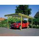 Carport »Aktion«, BxHxT: 304 x 233 x 510 cm, grün-Thumbnail