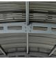 PALRAM Carport »Atlas 5000«, B x T x H: 288 x 495 x 239 cm, grau-Thumbnail