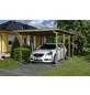 WEKA Carport, B x T x H: 300 x 600 x 235 cm, holzfarben-Thumbnail