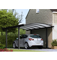 GARDENDREAMS Carport »Bogencarport«, B x T x H: 300 x 600 x 250 cm, anthrazit-Thumbnail