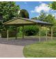 KARIBU Carport »Classic«, Außenmaß BxT: 503 x 394,5 cm, natur-Thumbnail